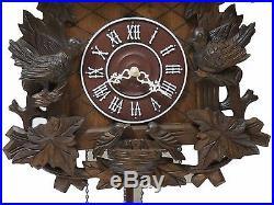 14 Classic Forest Birds Cuckoo Clock, Home Decor, Quartz Timepieces C00128