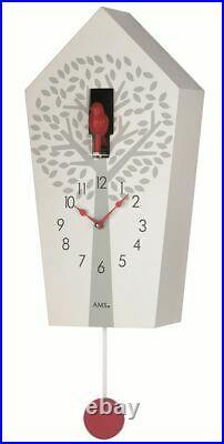 AMS 7286 Cuckoo Clock Modern Design