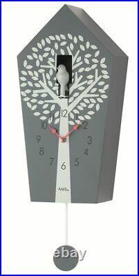 AMS 7287 Cuckoo Clock Modern Design