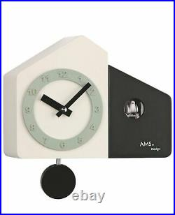 AMS Modern Cuckoo- 7397 Cuckoo Clock Modern Design
