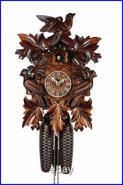 Adolf Herr Cuckoo Clock The Cuckoo Birds AH 322/1 8T NEW