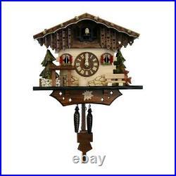 Alexander Taron 402QM Engstler Battery-operated Cuckoo Clock Full Size