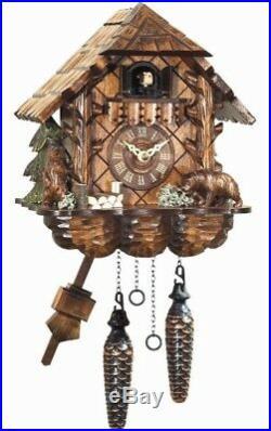 Alexander Taron 404QM Engstler Battery-operated Cuckoo Clock Full Size