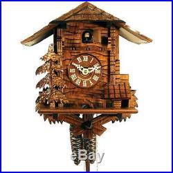 Alexander Taron 437HV Engstler Weight-driven Cuckoo Clock Full Size
