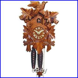 Alexander Taron 522-1 Engstler Weight-driven Cuckoo Clock Full Size