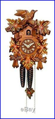 Alexander Taron 522-6 Engstler Weight-driven Cuckoo Clock Full Size