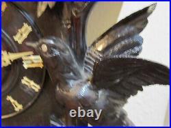 Antique Victorian Cuckoo Clock