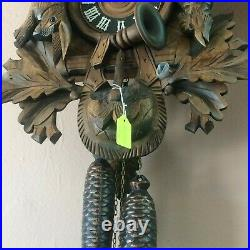 Black Forest Cuckoo Clock Circa 1970's