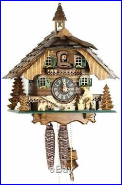 Black Forest House 30cm- Cuckoo Clock Original Black Forest Kuckucku