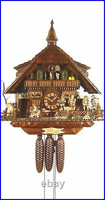 Cuckoo Clock of the year 2013 Estate 5.8875.01. P NEW