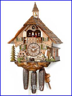 HEKAS Black Forest Cuckoo Clock Black Forest House NewithBoxed Black Forest
