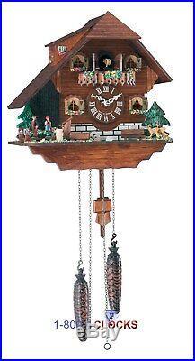 Hermle Heidelberg Cuckoo Clock 33% OFF MSRP 45000