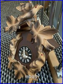 House Clearance Attic Find Classic Look German Cuckoo Clock Derby