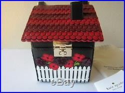KATE SPADE Ooh La La Cuckoo Clock Clutch Handbag PXRU8131 SOLD OUT
