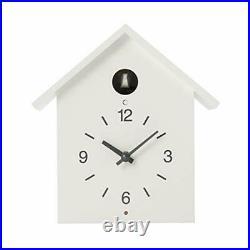 MUJI Cuckoo Clock White Large Size