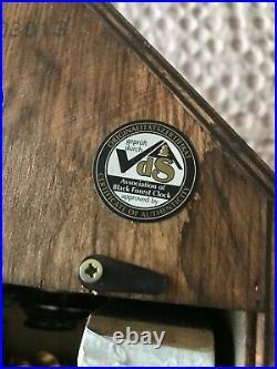 MUSICAL ORIGINAL BLACK FOREST germany CUCKOO CLOCK