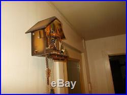 Musical Cuckoo Clock Wood Chopper