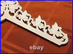 Railroad Cuckoo Clock Topper Crown Xl 14 -Completely New. Exelent