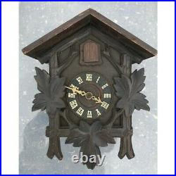 Rare antique Camerer Cuss & Co Cuckoo Clock