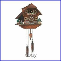 RugAddiction Cuckoo Clock With Quartz Movement W004092960