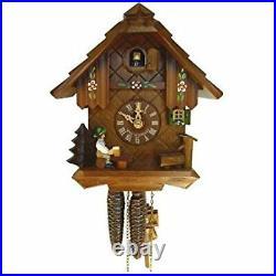 Schneider 9 Cuckoo Clock with Beer Drinker