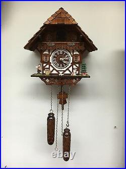 Triberg Cuckoo Clock by Hermle model # 42000