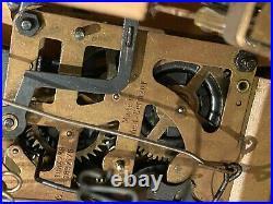 Vintage German Wood Cuckoo Clock Cuendet made in germany dr. Zhivago