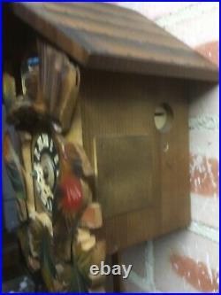 Vintage Germany Cuckoo Clock