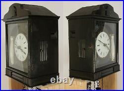 Working Antique, Biedermeier, Beha, Camerer Kuss, Black Forest Wall Cuckoo Clock
